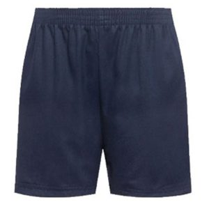 Girls PE Shorts1